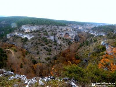 Cañones Río Lobos,Valderrueda;rutas para andar por madrid capital club senderismo madrid gratis ex
